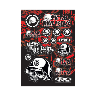 Collant Metal Mulisha